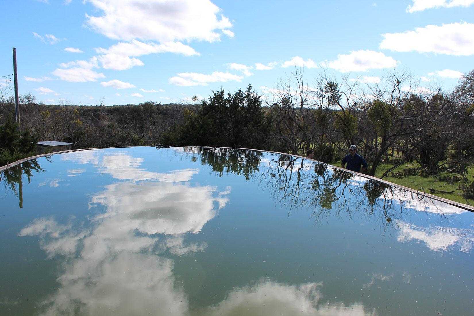 Redneck Infinity Pool